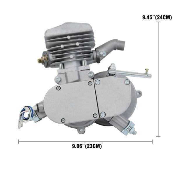 kit Completo de Motor 80cc auxiliar - Bina