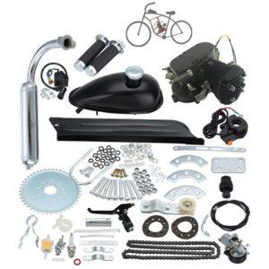 kit Completo de Motor (Preto)80cc auxiliar – Bina