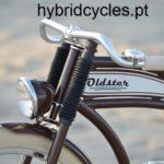 Bicicleta Oldster Cappuccino