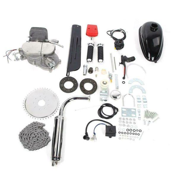 kit Completo de Motor 100cc auxiliar – Bina